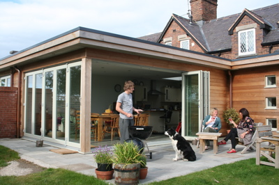 Artisan windows conservatories for Conservatories and garden rooms
