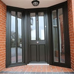 Artisan Alternative Timber Entrance Doors, Denbighshire , North Wales