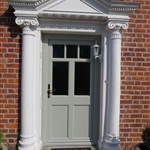 Artisan Alternative Timber Entrance door,Cheshire