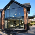 Artisan Aluminium Bifolding doors and windows,Cheshire