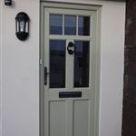 Artisan Evolution Timber Alternative Entrance Door,Wales