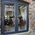 Artisan Timber Alternative Anthracite Grey Doors, Gwynedd , North Wales