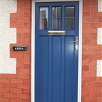 Artisan Timber Alternative Entrance Doors ,Cheshire, North Wales