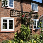 Artisan Timber Alternative French Casement Window,Cheshire