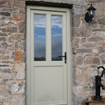Artisan Timber Alternative, Entrance Door ,Flintshire, Wales.