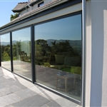 Artisan Weru Anthracite Grey Patio Doors, Denbigh , North Wales