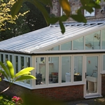 Conservatory, Ruthin, Denbighshire, North Wales