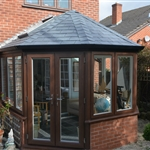 Artisan,Timber Alternative Upvc , Garden Room , Ruthin, Denbighshire.