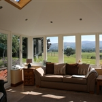 Warm Roof Conservatory,Ruthin, Denbighshire,North Wales