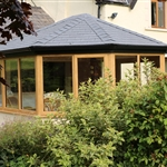 Warm Roof, Garden Room, Mold ,North Wales