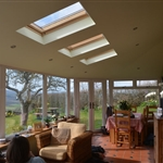 Warm Roof, Garden Room, Ruthin, North Wales