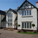 Artisan, Timber Alternative/Wood Effect Upvc Windows, Caldy, Wirral